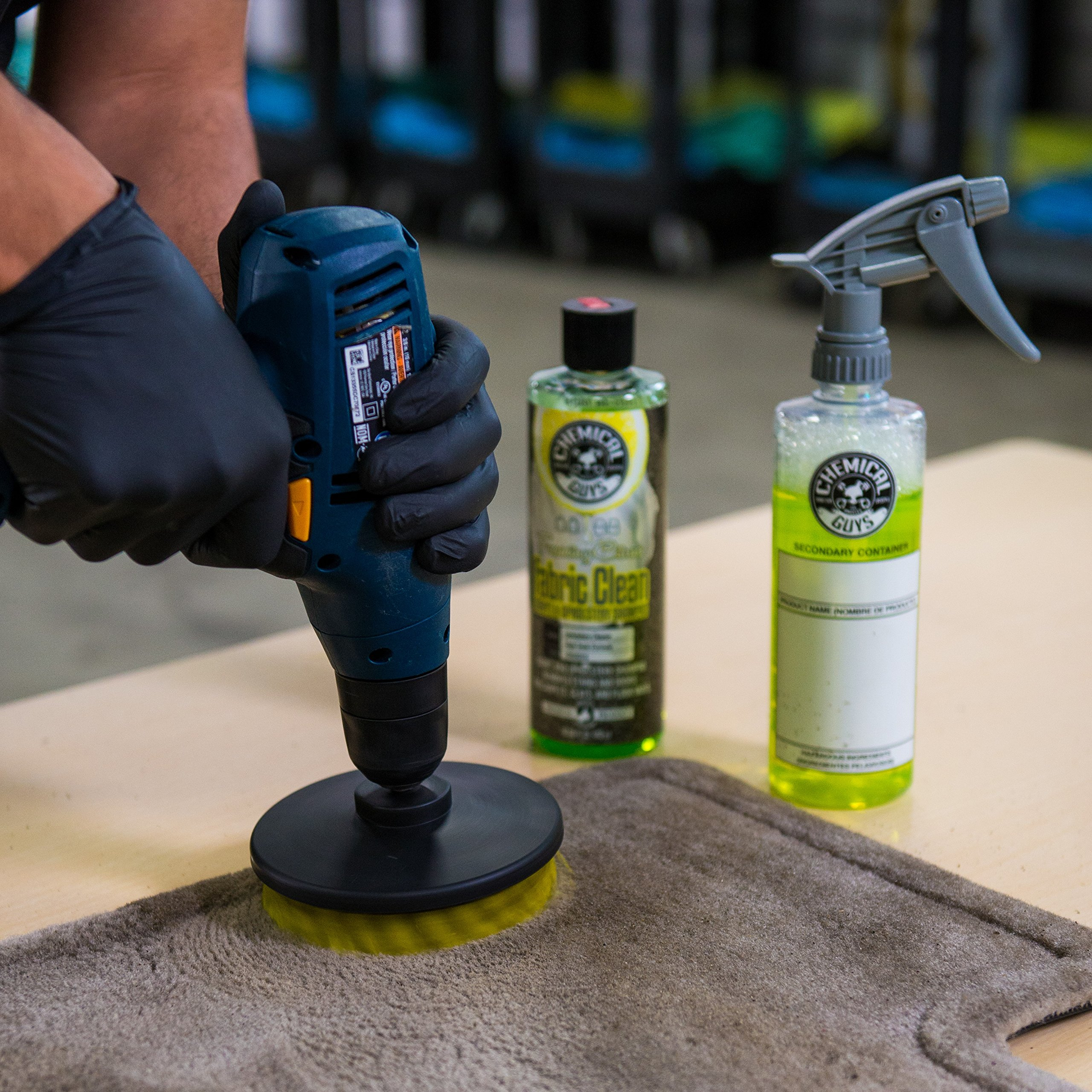 Chemical Guys HOL315 Carpet and Upholstery Cleaning Kit (3 Items), 16. Fluid_Ounces by Chemical Guys (Image #6)