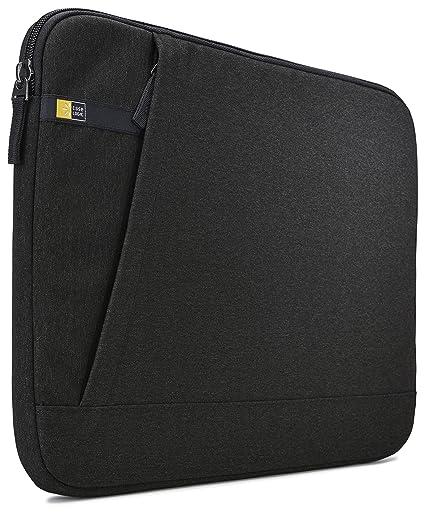 Case Logic HUXS115B Housse en polyester pour Ordinateur portable 15,6