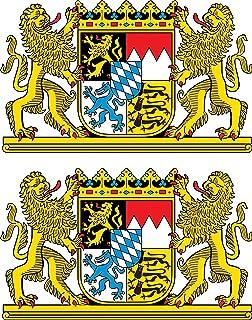 Aufkleber Freistaat Bayern Amazonde Auto