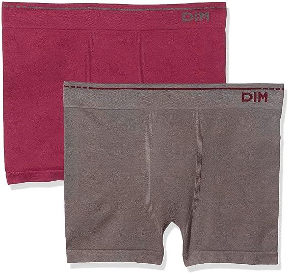 Unno DIM Basic AD005HF, Bóxer para Hombre, Rojo (Rojo 5om), Medium