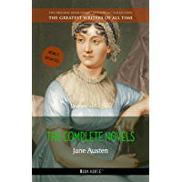 Jane Austen: The Complete Novels (The Greatest Writers of All Time Book 4) (English Edition)