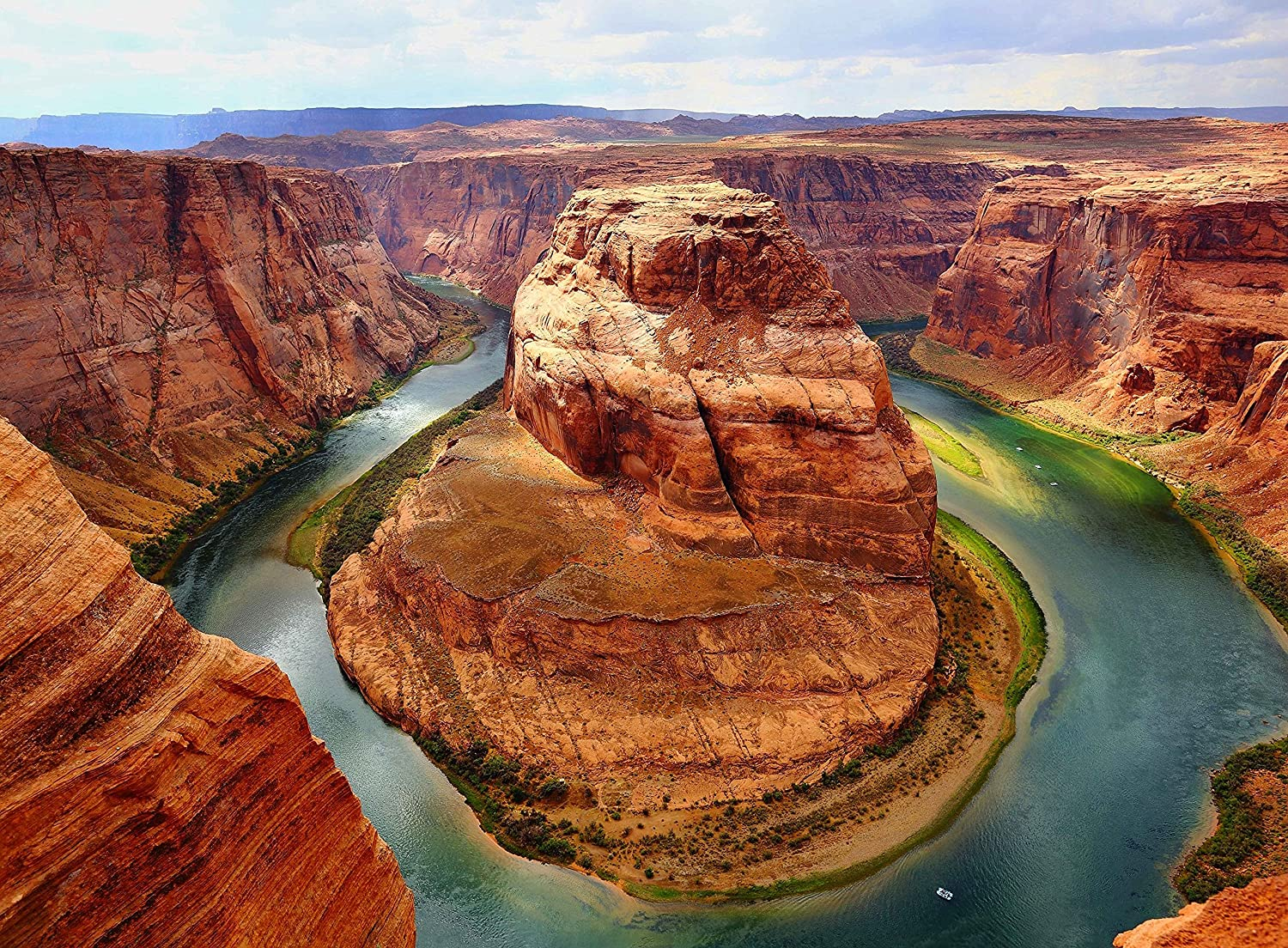 【アウトレット☆送料無料】 Wooden Jigsaw 500-Pieces Puzzle Grand B073W6X2FW Canyon Arizona Horseshoe Bend Colorado River Arizona 500-Pieces B073W6X2FW, ガラス建材の高山:f0c2fcfc --- a0267596.xsph.ru
