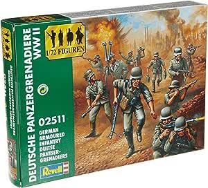 Revell 02511 - Figuras de Soldados alemanes (Segunda