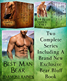 Complete Bear Creek and Bear Bluff Box Sets: Including brand new exclusive book Best Man Bear