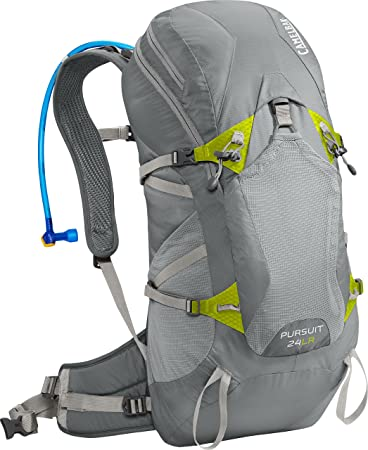 Amazon.com : Camelbak 2016 Pursuit 24 LR Hydration Pack, Gunmetal ...