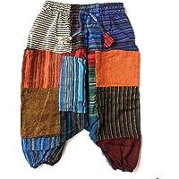 HCZ Pantalones Bombacho Hippie niños