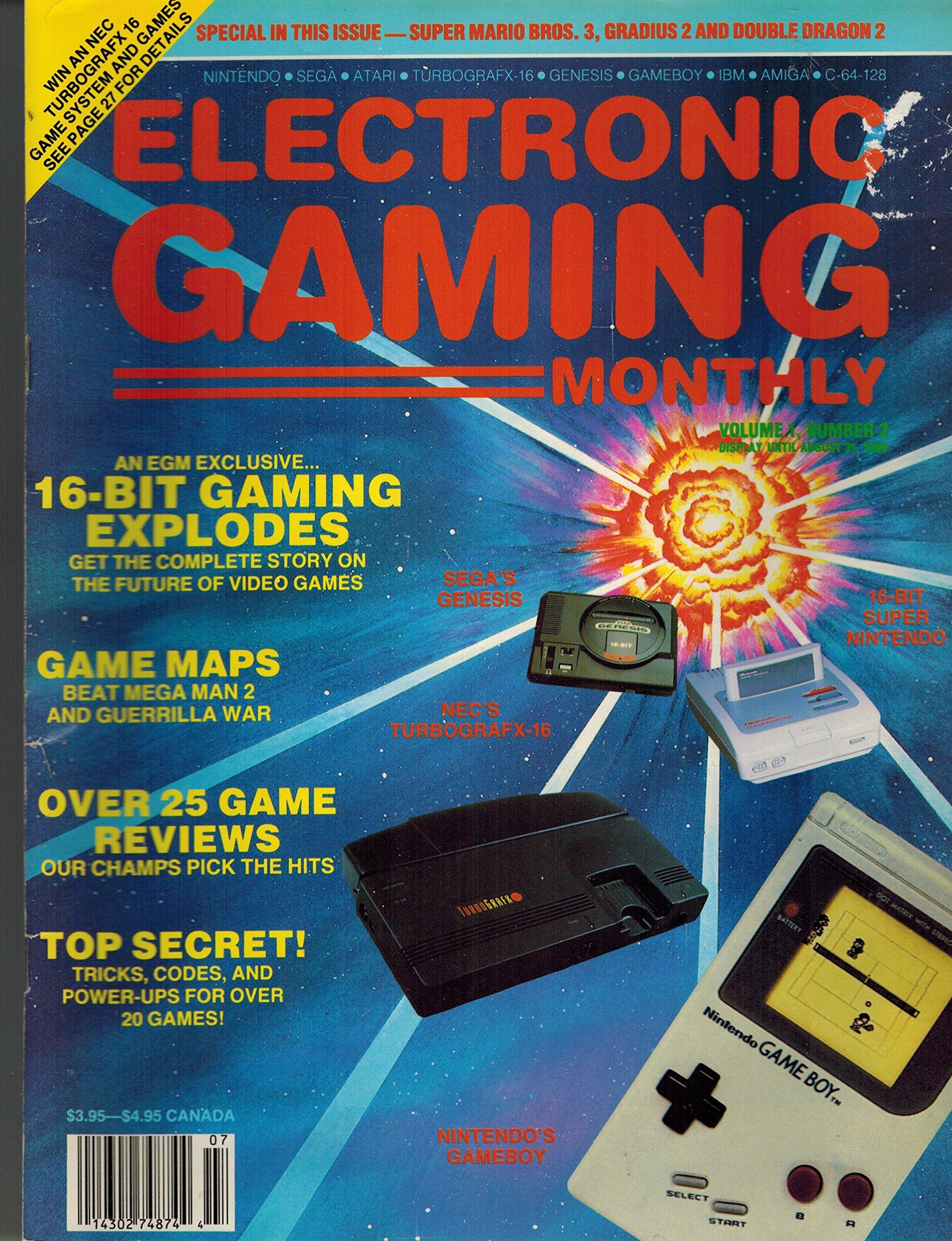Electronic Gaming Monthly (Volume 1): Steve Harris: Amazon.com: Books