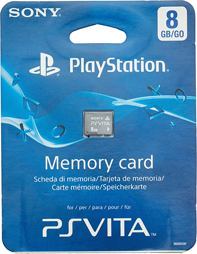 Sony PS Vita Memory Card 8GB: Amazon.es: Videojuegos