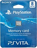 Carte Mémoire 8 Go pour PS Vita