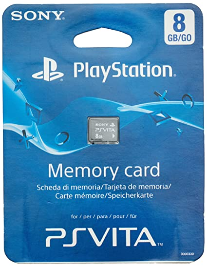 Amazon.com: 8GB Memory Card Vita: Video Games