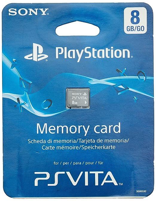 Amazon.com: 8GB Memory Card Vita: Video Games