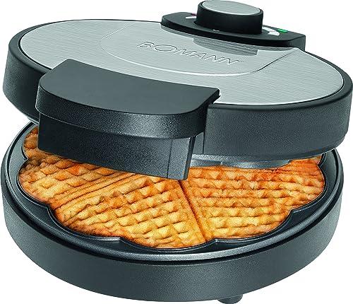 Bomann WA 1365 CB – I tuoi waffle… con più amore