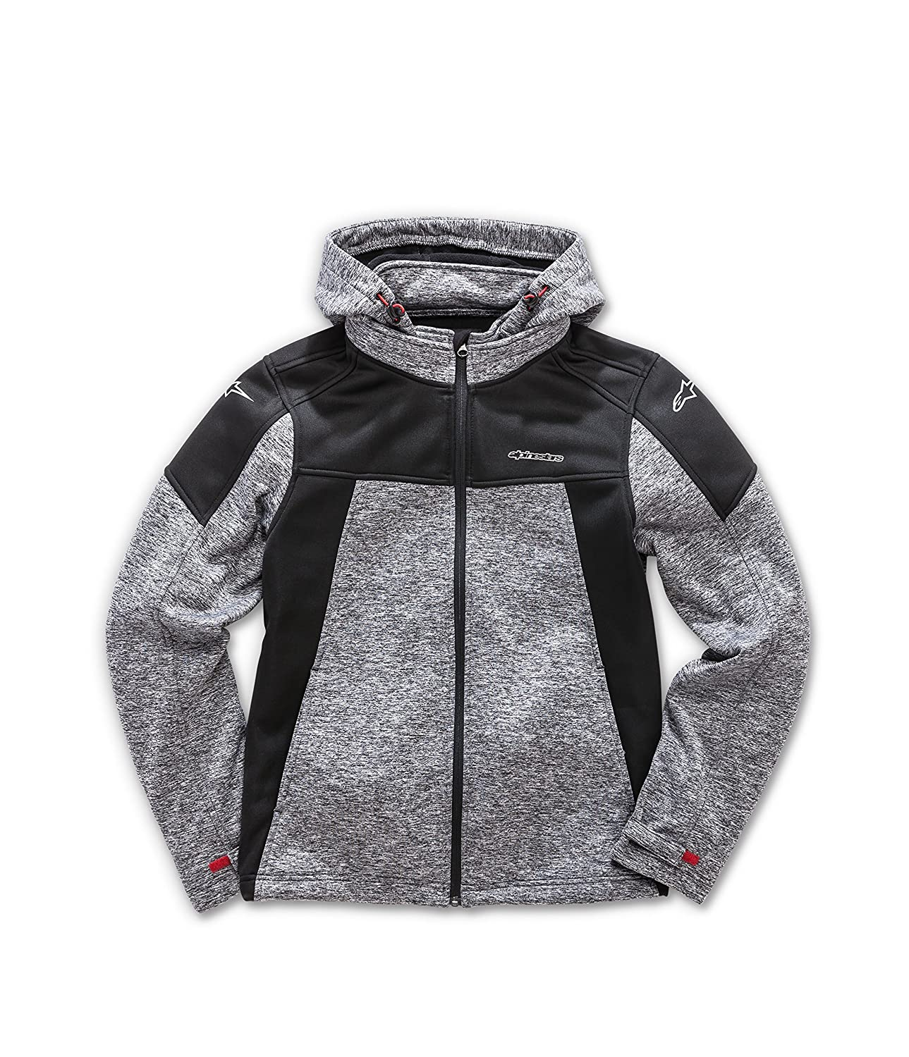Alpinestars OUTERWEAR メンズ B075G33SK5 X-Large Stratified Charcoal Heather Stratified Charcoal Heather X-Large
