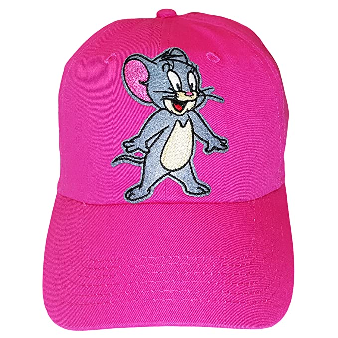 Image Unavailable. Image not available for. Color  Pink Tom   Jerry  Adjustable Dad Hat Strapback Patch 5a7cde97a6d