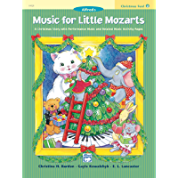 Music for Little Mozarts: Christmas Fun Book 2 book cover