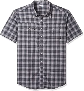 Columbia Big and Tall Mossy Trail Big /& Tall Short Sleeve Shirt