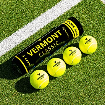 Vermont Classic Pelotas de Tenis - Homologadas por la ITF ...