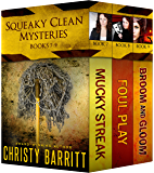 Squeaky Clean Book Bundle, Books 7-9