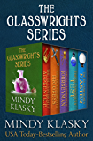 The Glasswrights Series: The Glasswrights' Apprentice, The Glasswrights' Progress, The Glasswrights' Journeyman, The Glasswrights' Test, and The Glasswrights' Master