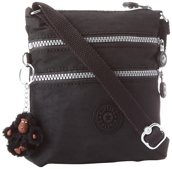 ALVAR XS Crossbody, BLACK
