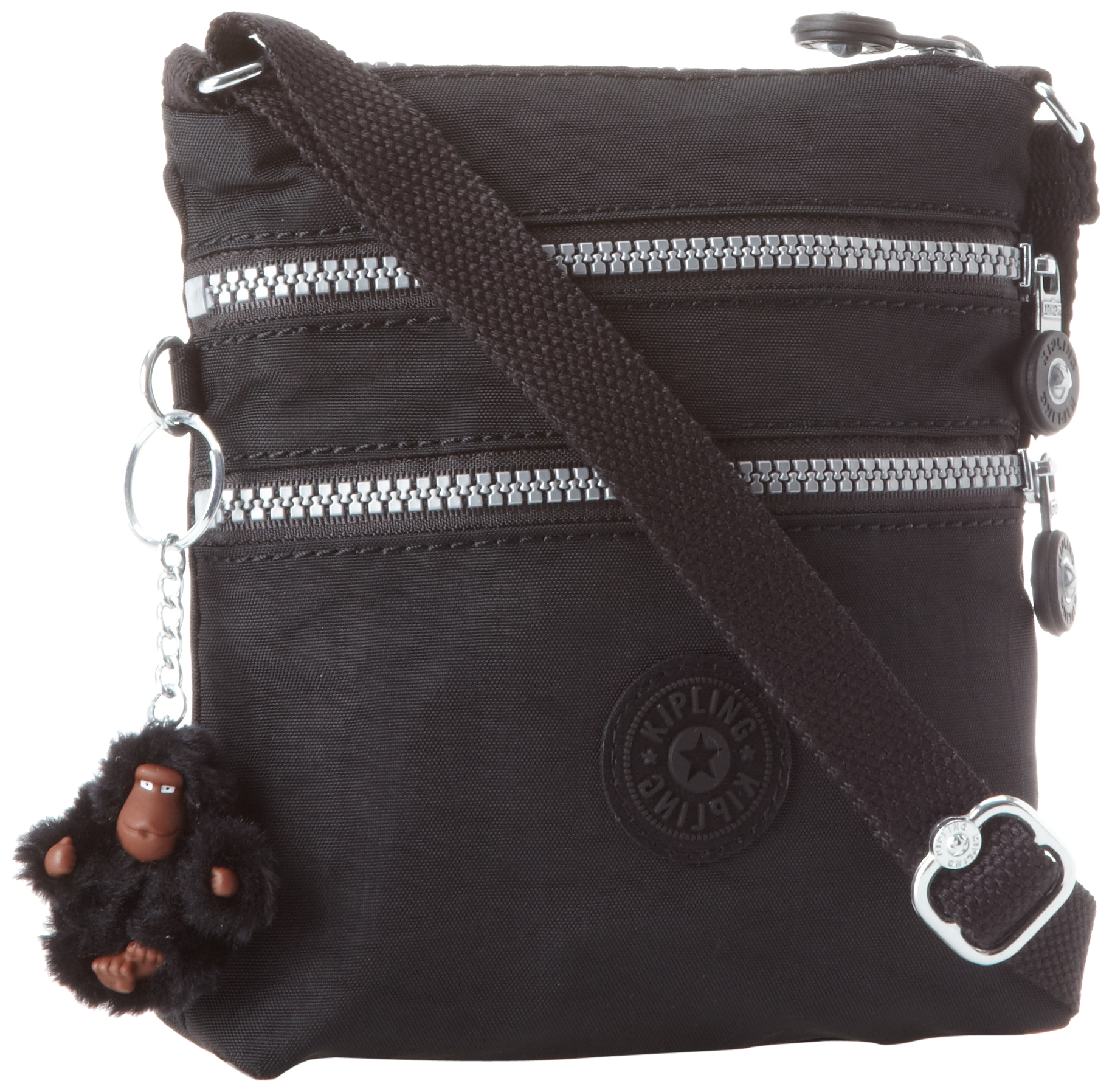 ALVAR XS Crossbody, BLACK by Kipling