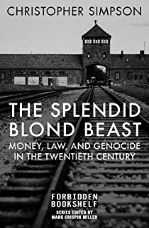 Amazon not by might nor by power the zionist betrayal of the splendid blond beast money law and genocide in the twentieth century fandeluxe Choice Image