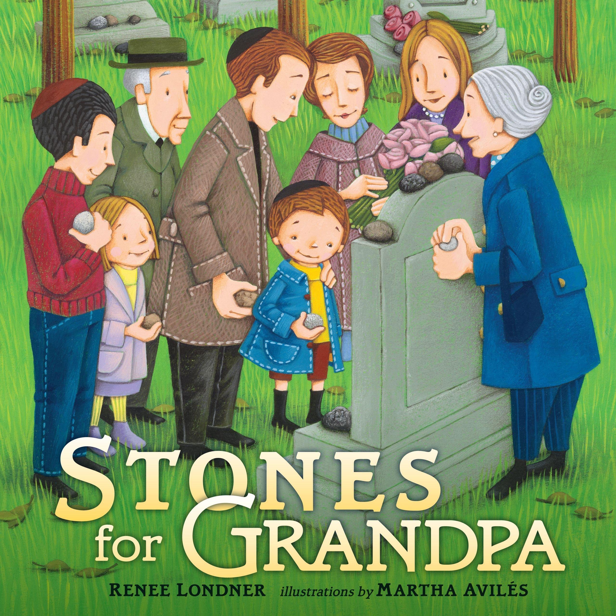 Download Stones for Grandpa pdf epub