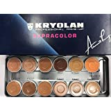 AAKRYOLAN Kryolan Supra 12 Colour Palette