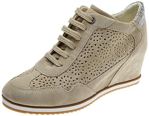 9dac0e74392 Geox Women's D Illusion B Trainers: Amazon.co.uk: Shoes & Bags
