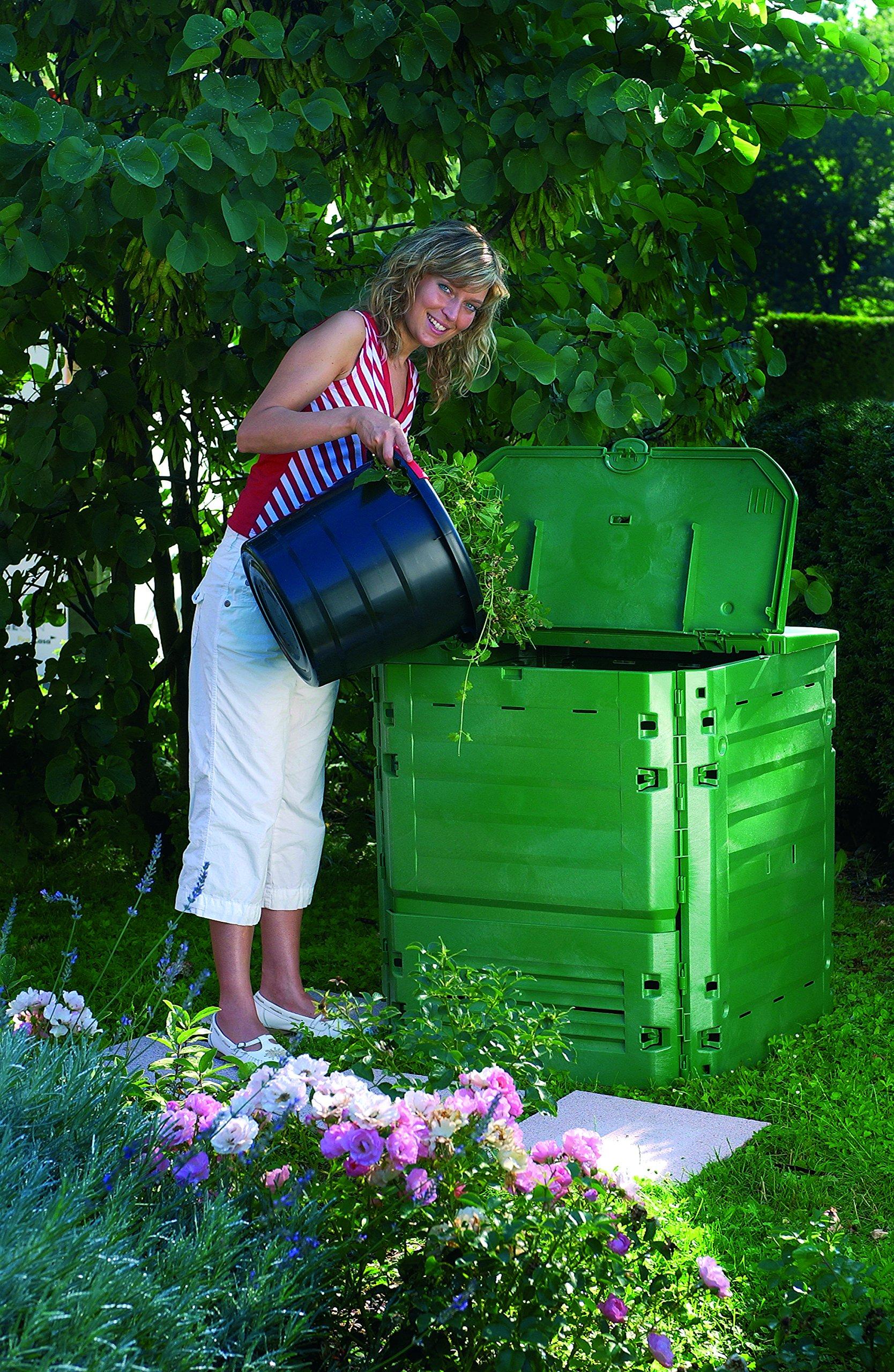 Tierra Garden 626003 Large Thermo King Polypropylene 240-Gallon Composter by Tierra Garden