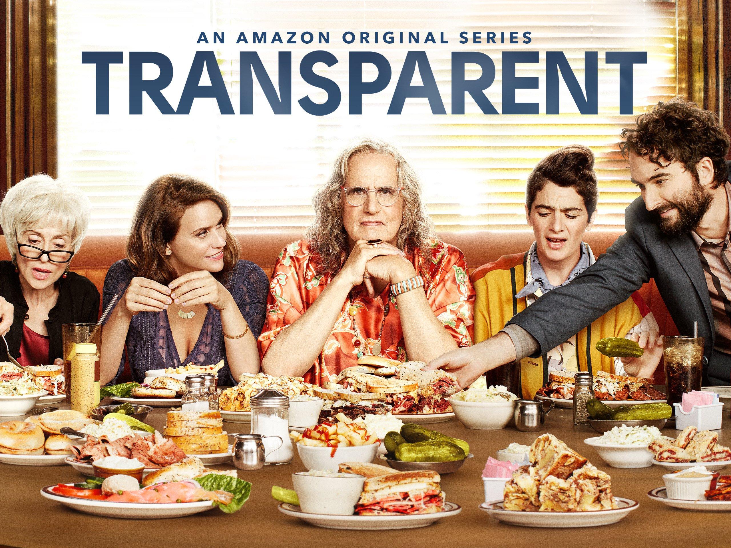 Image result for Transparent tv show