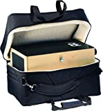 Meinl Percussion MDLXCJB Deluxe Cajon Bag, schwarz