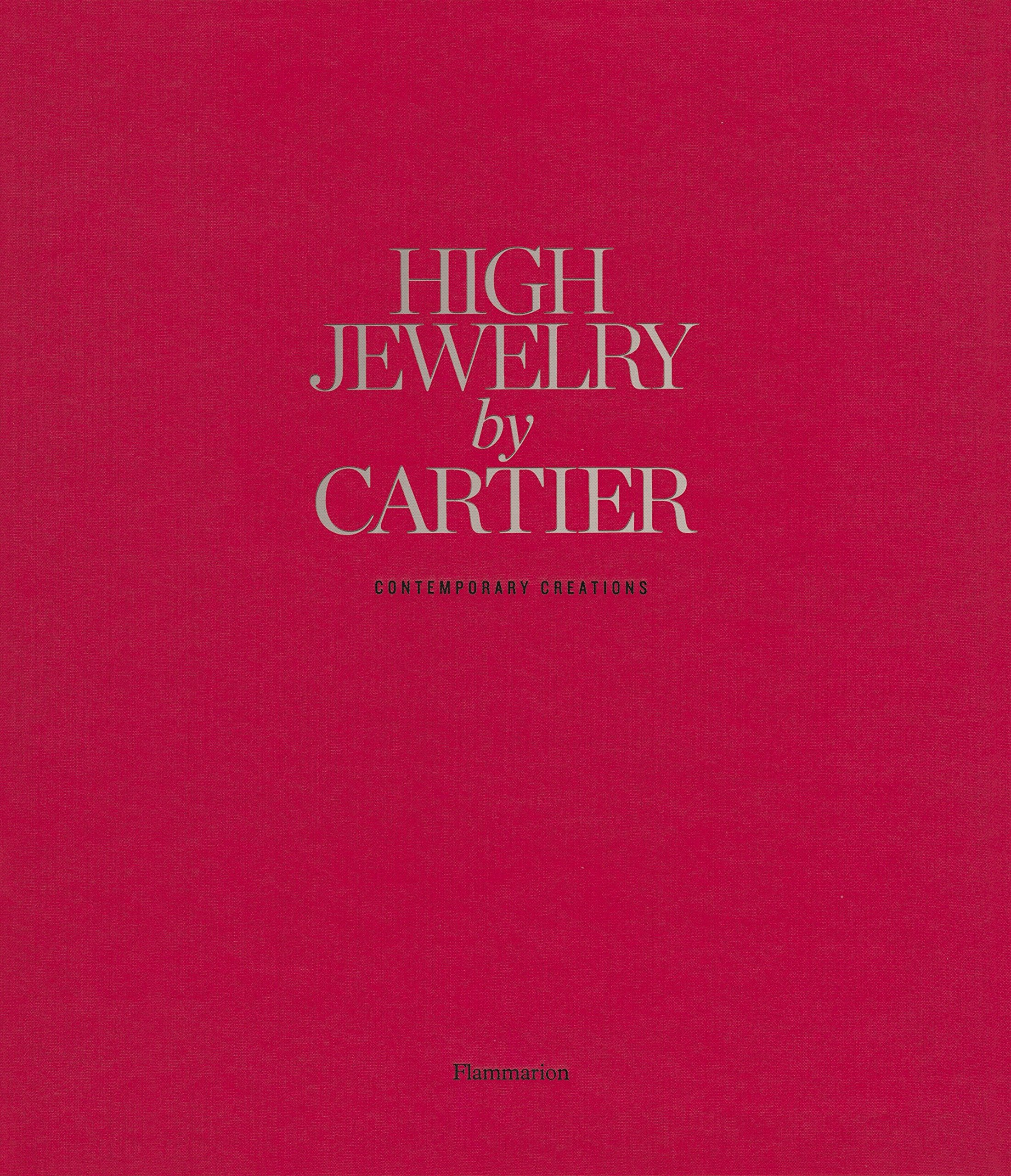 High Jewelry by Cartier: Contemporary Creations por Sophie Marin