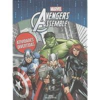 Marvel Avengers Assemble - Coleção Atividades Divertidas