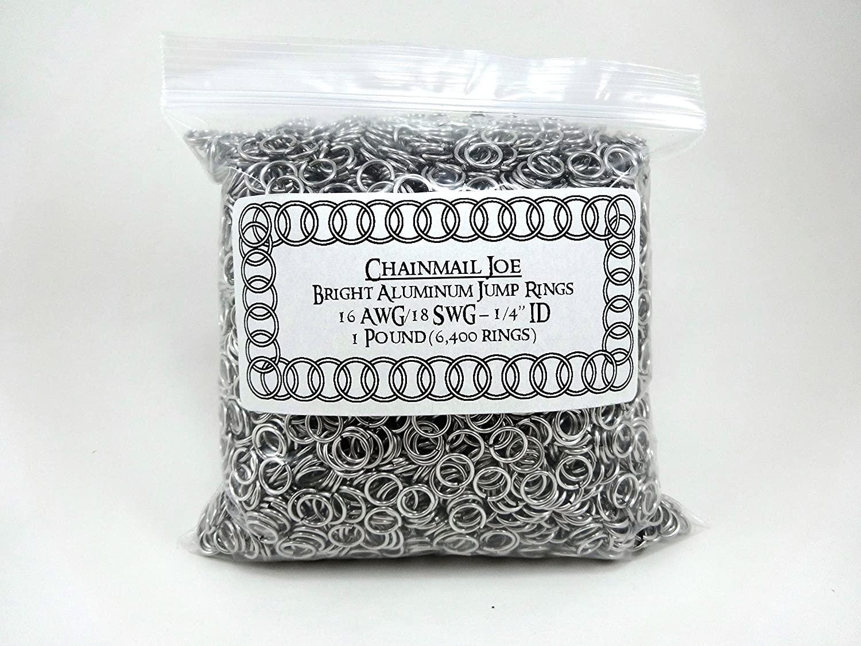 Amazon.com: Chainmail Joe Bright Aluminum 1 Pound Chainmail Jump ...
