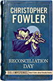 Reconciliation Day (Bibliomysteries Book 30)