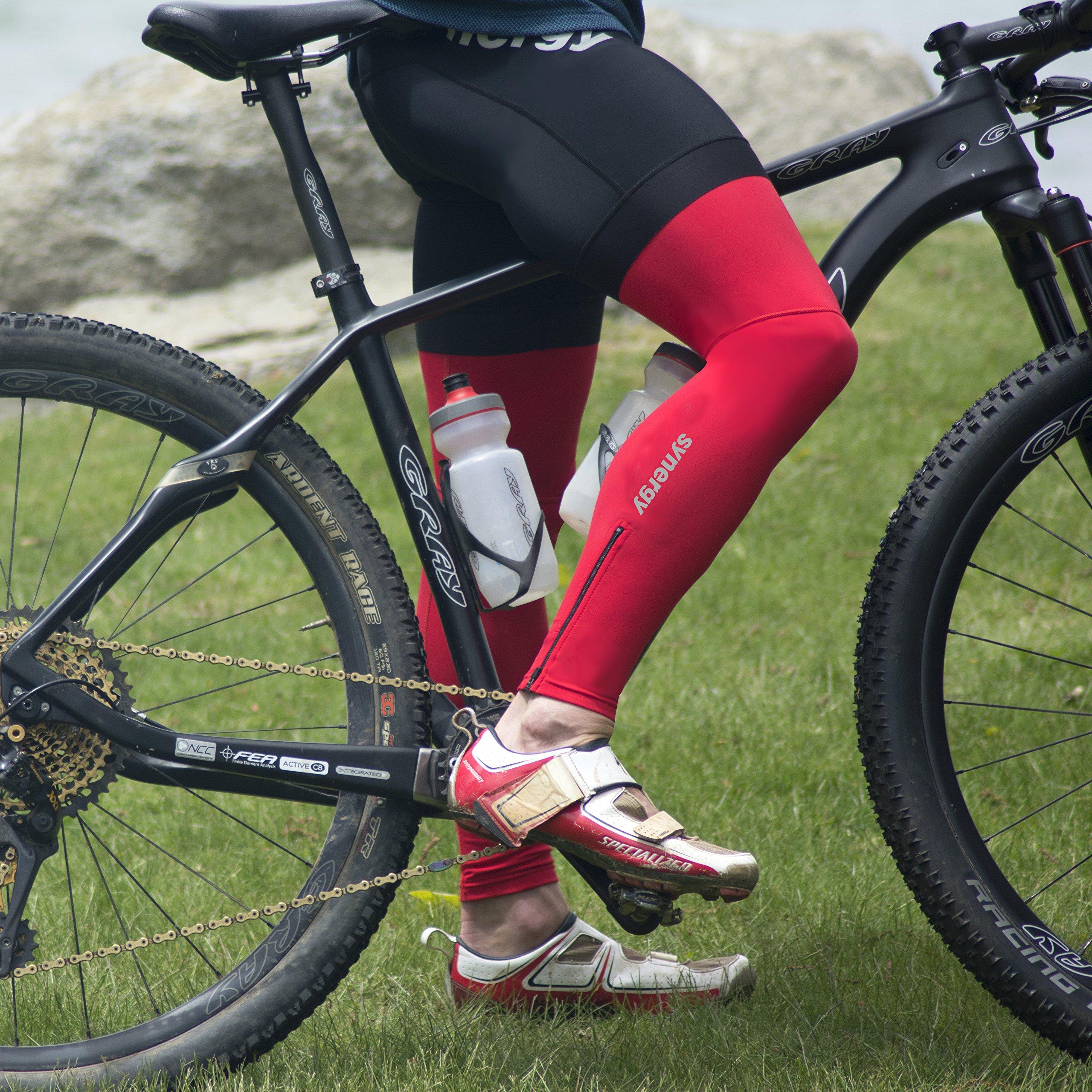 Synergy Cycling Leg Warmers