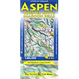 Aspen, Crested Butte & Maroon Bells Trail Map 4th Edition