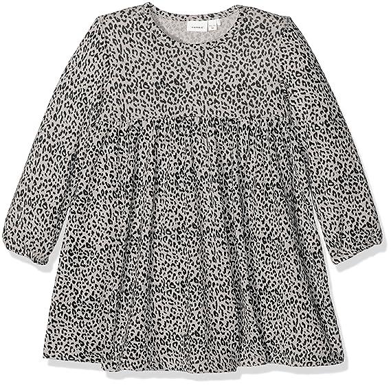 298cfc1d302 Name It Nitgelouisa LS Knit Dress F Mini