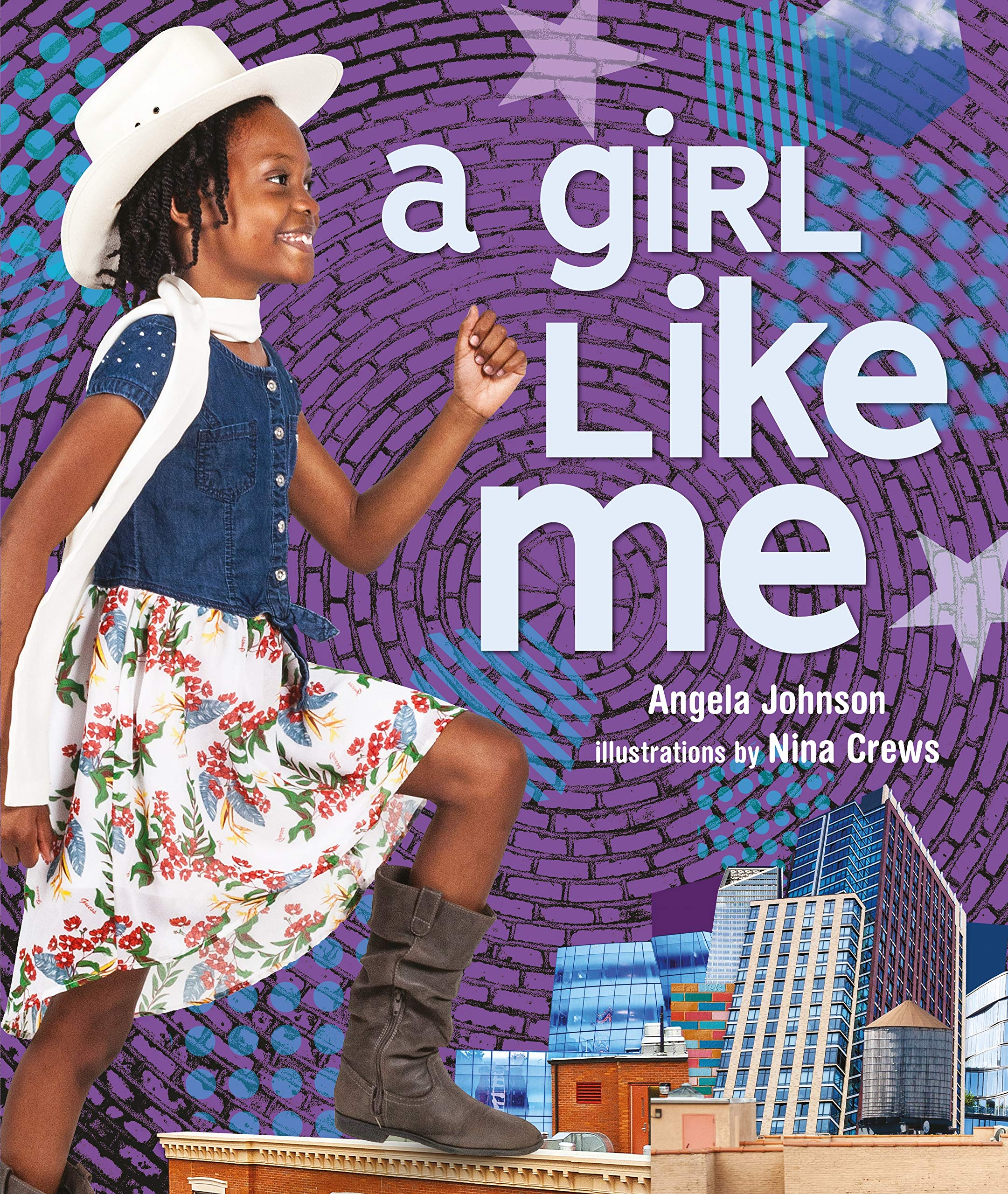 A Girl Like Me: Johnson, Angela, Crews, Nina: 9781541557772 ...