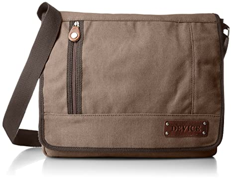 ffa3b74b77 DEVICE Men s Access Shoulder Bag Brown