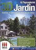 Jardin d coration 3d ext rieure logiciels for 3d jardin paysagisme