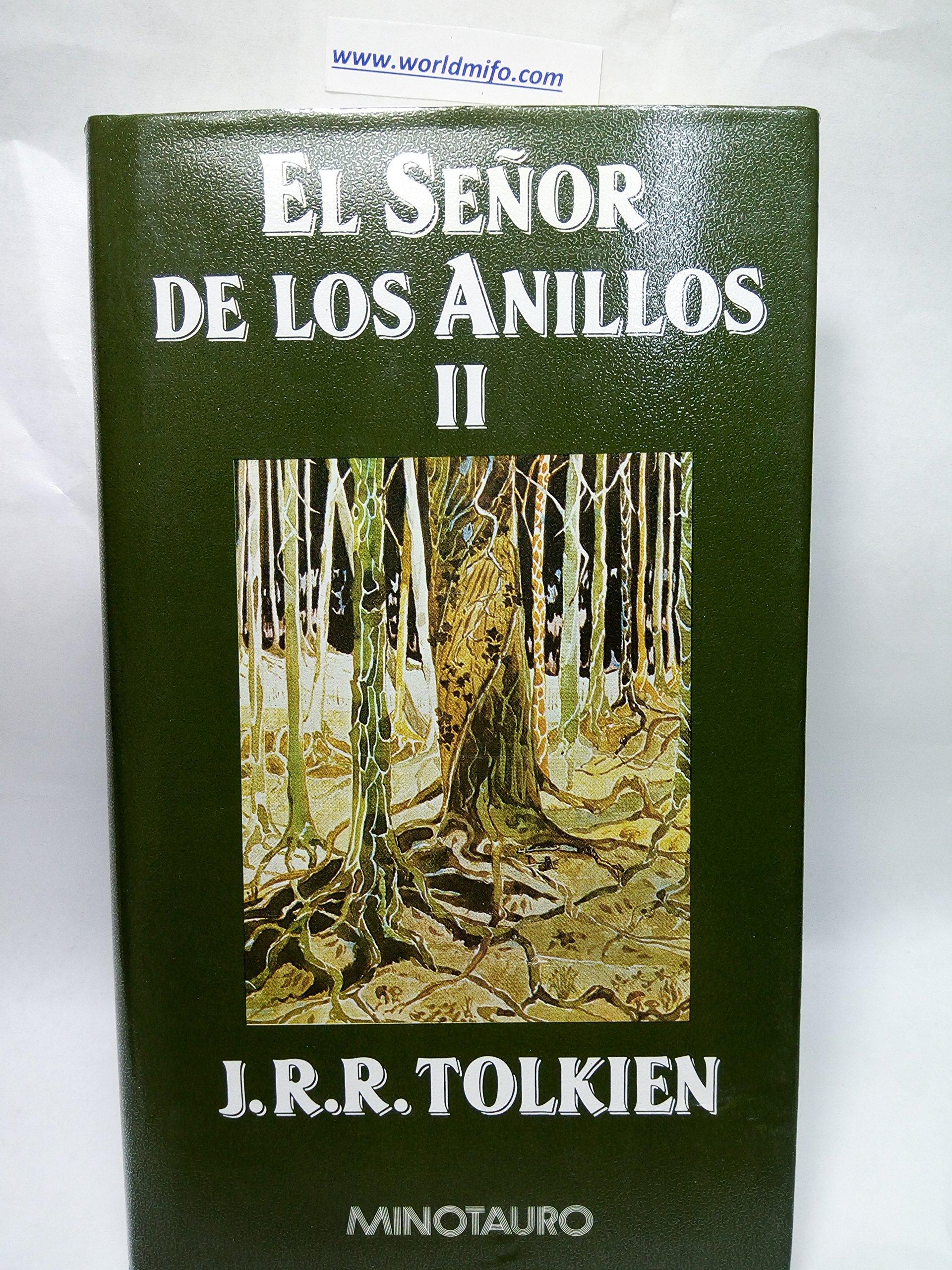 El señor de los anillos II. las dos Torres: Amazon.es: J.R.R. ...