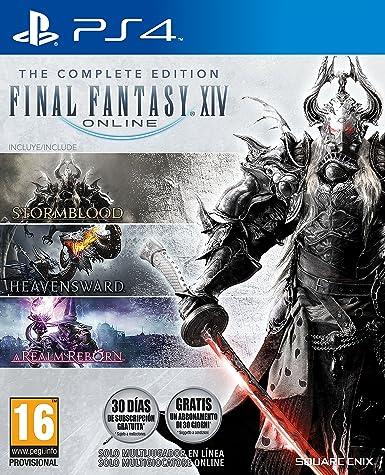 Oferta amazon: Final Fantasy XIV Complete Edition