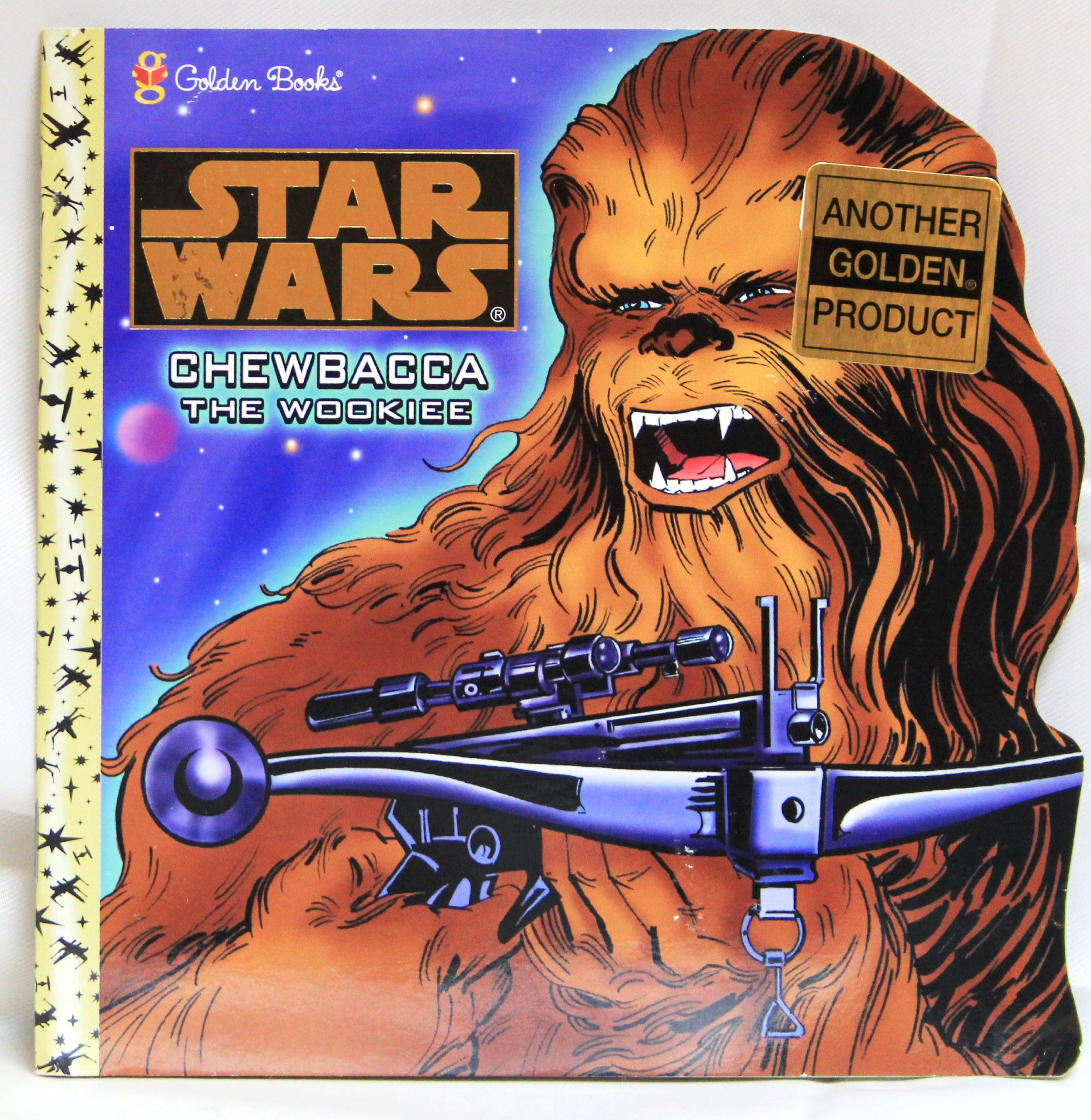 Chewbacca the Wookie (Star Wars): Art Ruiz: 9780307103383: Amazon.com: Books