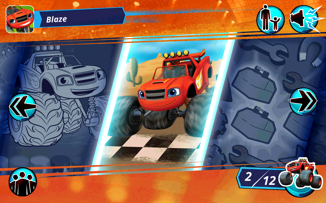 Amazon.com: Playtime with Blaze and the Monster Machines: Appstore for Android