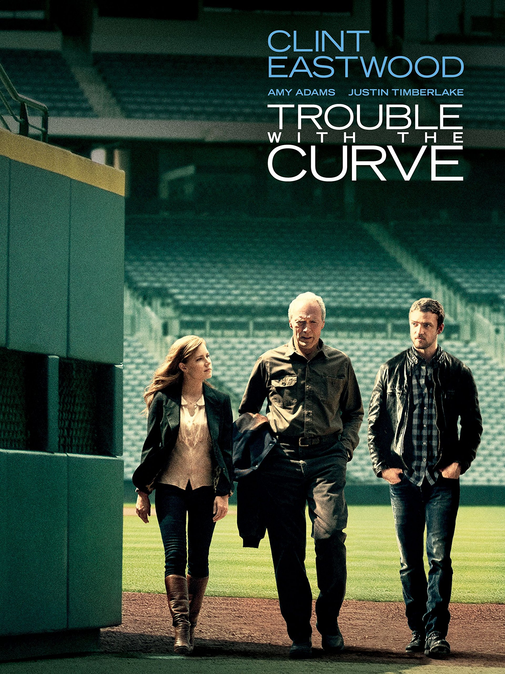 trouble with the curve full movie 123movies