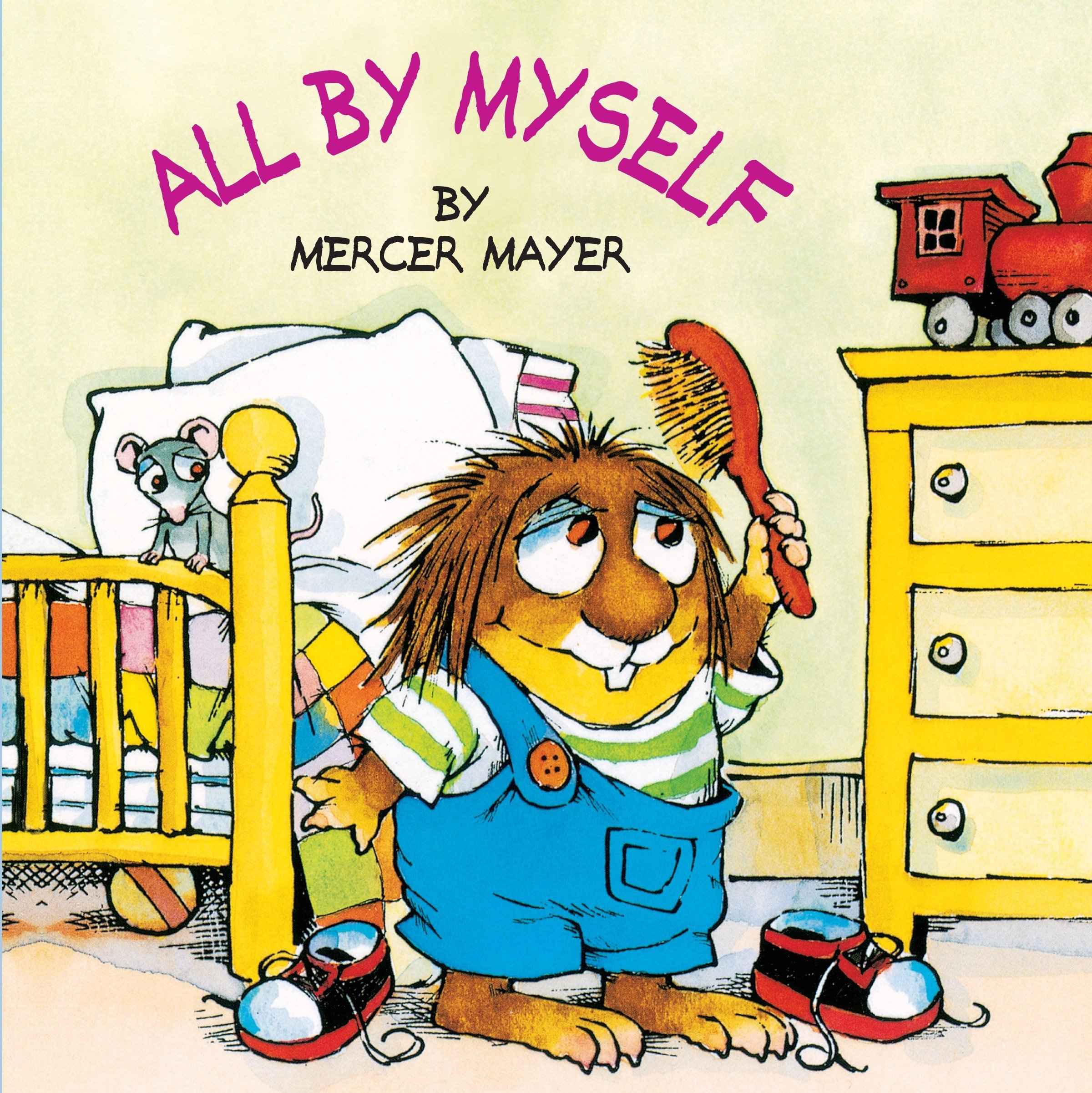 Amazon.com: All by Myself (Little Critter) (Look-Look ...
