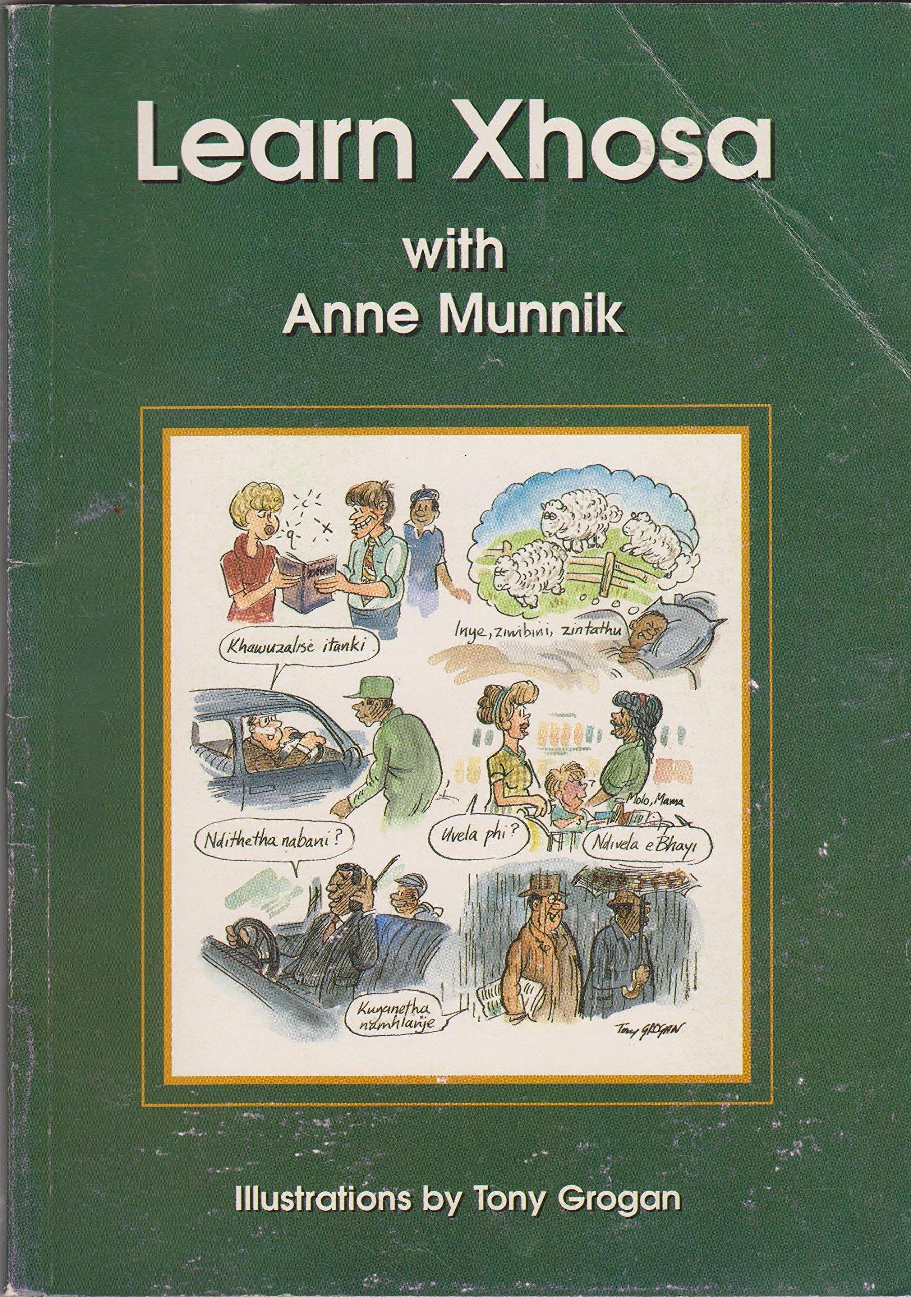Learn Xhosa with Anne Munnik Anne Munnik Amazon