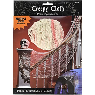 Halloween Creepy Cloth - Bloody: Toys & Games
